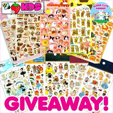 Kawaii Giveaway - super cute kawaii your daily dose of handmade cuteness and japanese kawaii page 3