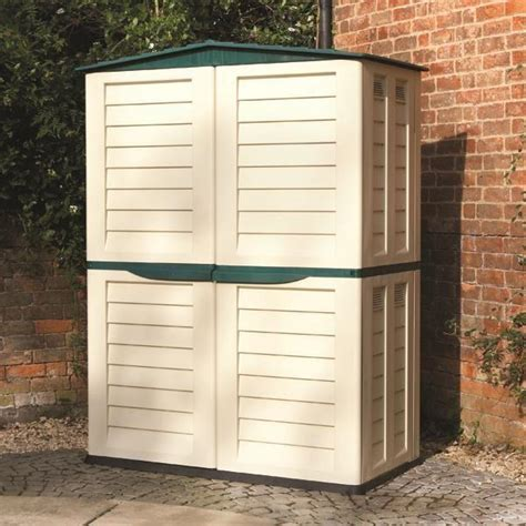 how to build shed workbench garden plastic storage units