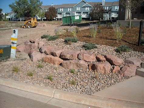 rock front yard barcelon construction inc