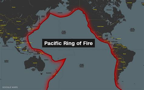 earthquake ring of fire phivolcs quakes across pacific unrelated cnn philippines