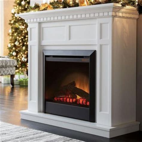 Fireplace Mantel Canada by Caprice With Mantel Electric Fireplace Sears Sears