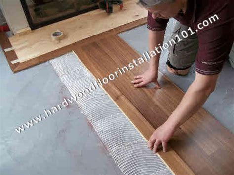 engineered hardwood floors installing engineered hardwood