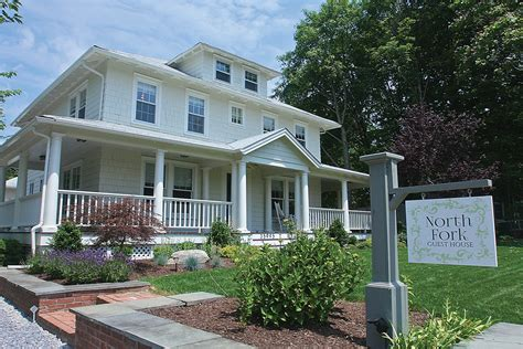 local bed and breakfast north fork guest house is the newest local bed and breakfast