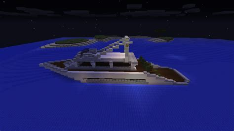 medium sized yacht creation