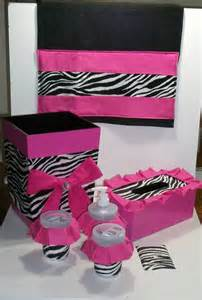 zebra print bathroom ideas pink bathroom set 187 bathroom design ideas