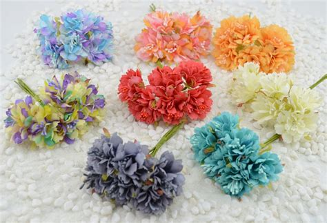 Handmade Artificial Flowers - buy wholesale artificial carnations from china