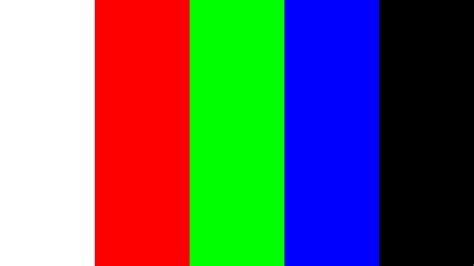 color accuracy test 4k 2160p uhdtv monitor test bright color pixels