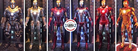 evolution iron man suits mark viii