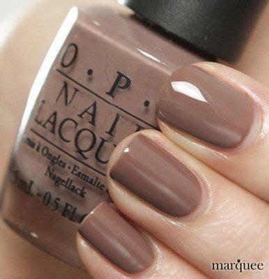 light brown nail polish opi nail polish nl b85 over the taupe new brights