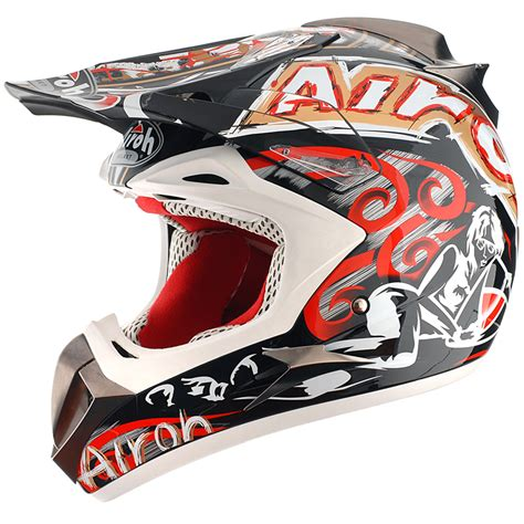 no fear motocross helmet airoh dome fear motocross helmet full face helmets