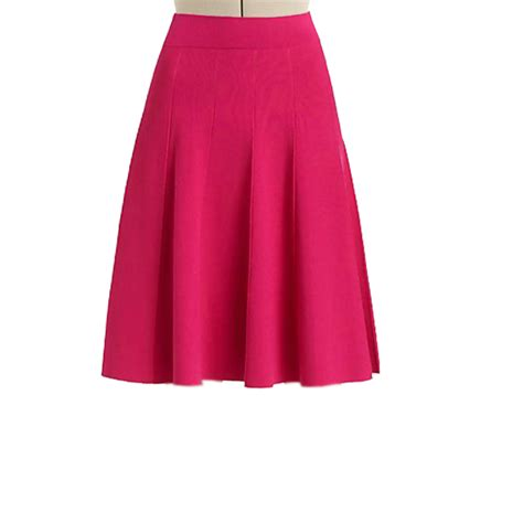 Handmade Skirts - flared panelled skirt custom fit handmade fully