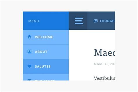 19 Best Web Ui Menu Designs Free Premium Templates Web Page Menu Templates