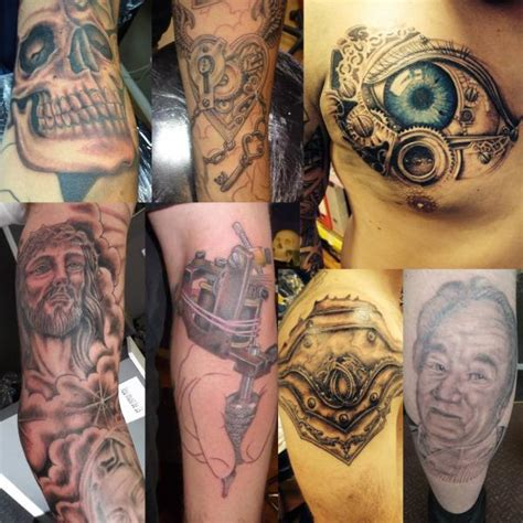 Tattoo Extreme Canberra | christian dignand tattoo artist big tattoo planet