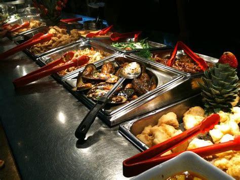 buffet picture of mandarin restaurant brton