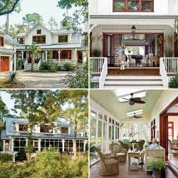 Southern Living Low Country House Plans modern dogtrot home country style southern living and country