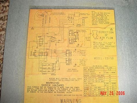 i need a wiring diagraphm for a evcon mobile home electric