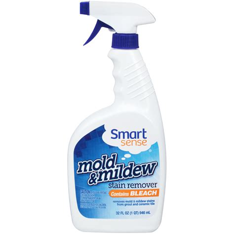 best mold cleaner for bathroom smart sense mold mildew bathroom cleaner 32 oz