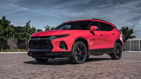 What Does Chevrolet by 2019 Chevy Blazer The Return Of A Legendary Suv Roadshow