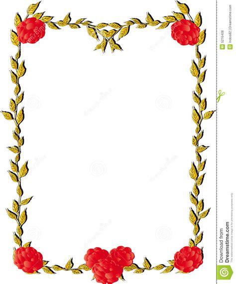 marco de las hojas fotos de archivo libres de regal 237 as
