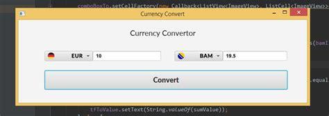 currency converter program in java free currency converter javafx free download java