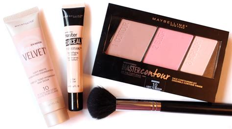 Make Up Maybelline misfit makeup 5 minute glam s day makeup look with maybelline