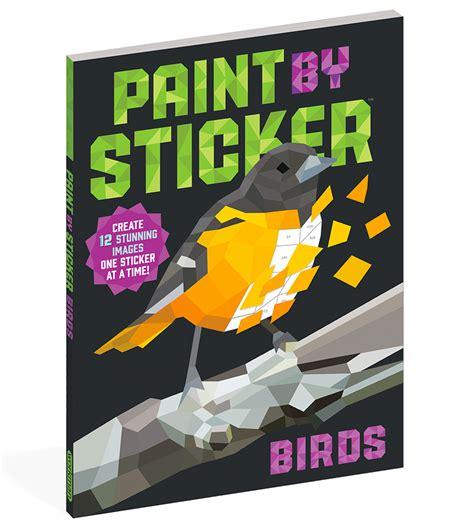 Sticker Books For