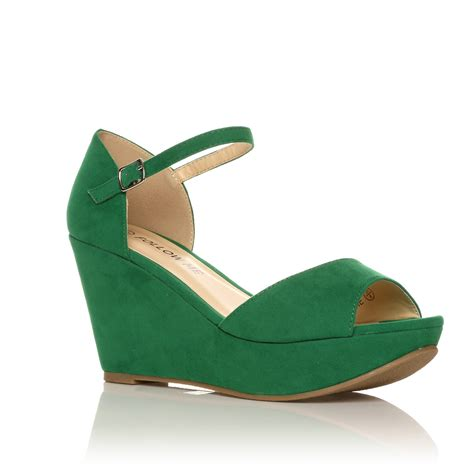 wedges shoes high wedge sandals ankle shoes new