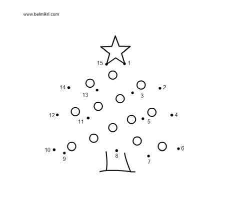 printable dot to dot christmas christmas dot to dot printables part 3