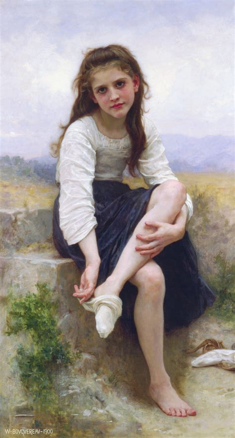 william adolphe bouguereau young girl french painters william adolphe bouguereau tobias saying