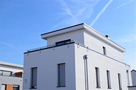 Flat Roof what you need to know about cold climate flat roofs