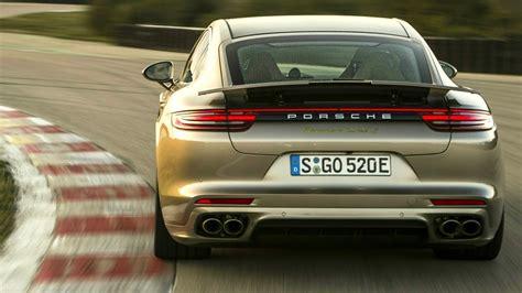 Porsche Panamera Turbo S Sound by 2017 Porsche Panamera Turbo S E Hybrid 0 200 Km H