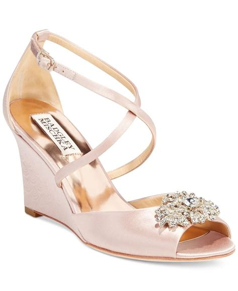 Beige Wedges For Wedding by Best 25 Bridal Wedges Ideas Only On Wedding