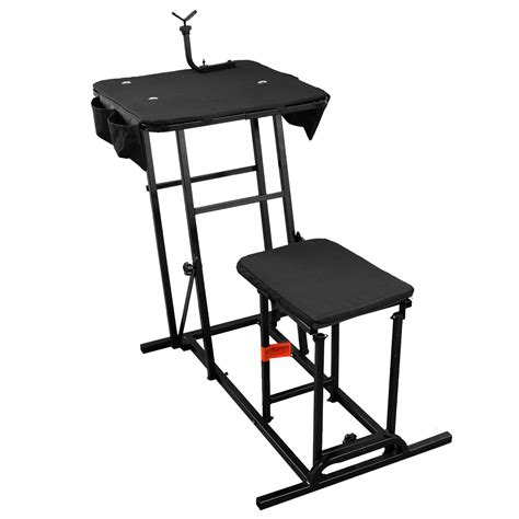 portable bench rest shooting stand shooting hunting table bench rest range portable accuracy