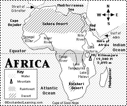 africa map quiz printout zoomschool africa map quiz printout zoomschool