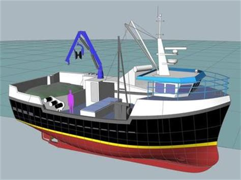 small fishing boat equipment padstow boatyard building 15m grp boat build slot available
