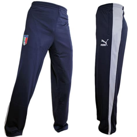 Pant Import A10216 Size M t7 italia track trackies trouser pant mens