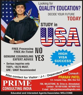 Can I Use J1 Tranee Visa After Mba by Usa Visa Prime Consulting We Usa Better Nri
