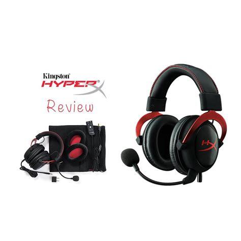 Hyperx Cloud Gaming Headset hyperx cloud ii gaming headset gts amman