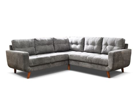 Corner Sofa 3 2 by Sale New Modern Corner Sofa In Grey Fabric 3