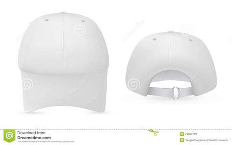 Topi Trucker Z High Quality white baseball hat template stock vector illustration