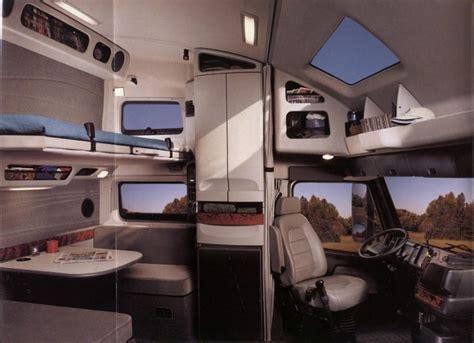 luxury semi trucks image gallery luxury semi truck sleepers