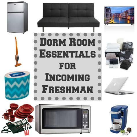essentials for a room room essentials for incoming college freshman by