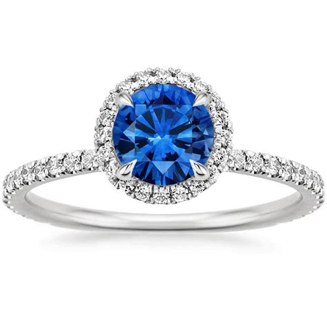 non engagement rings brilliant earth