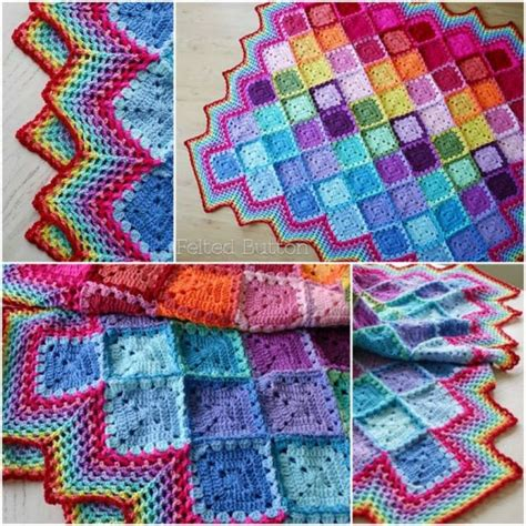 harlequin pattern meaning happy harlequin crochet blanket free pattern