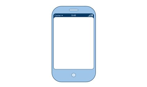 smartphone visio stencil 10 useful docs templates for web mobile app designers