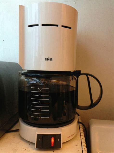 kitchen modern kitchen appliance design  braun coffee