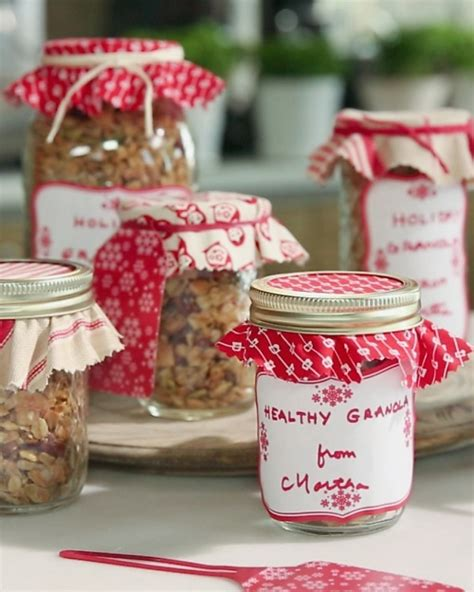 granola recipe martha stewart recipes granola and