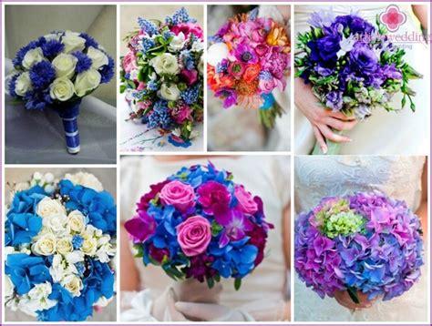 Blaue Schuhe Hochzeit by Blau Brautstrau 223 Wie Zu W 228 Hlen Und Die Hochzeitsblumen