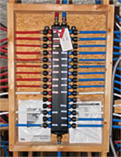 Plumbing Manifold System by Florida Water Technical Manual Water Delivery