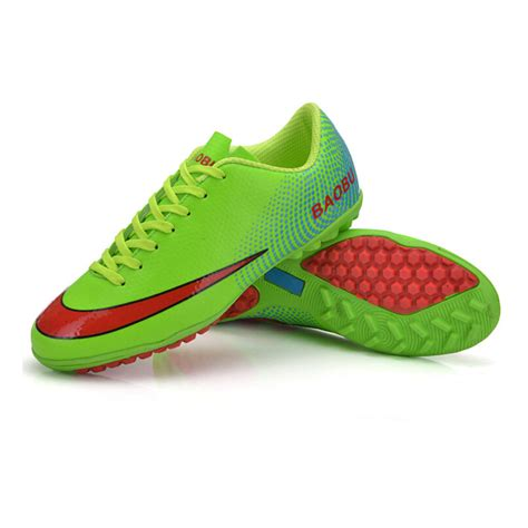 indoor turf football shoes professional s soccer indoor shoes tf turf soccer